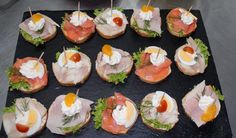 Canapes, Fingerfood & Buffet Velbert & Bochum - Party-Service Spezial