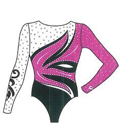 how to sew a gymnastics leotard - Google Search