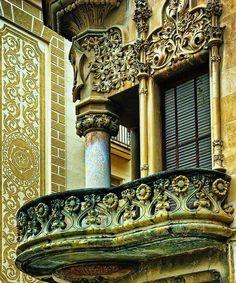 Balcó de l'Eixample