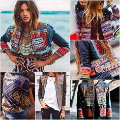 Mode : comment porter la tendance boho chic, outfits - Page 127 of 191 - Hippie Stil, Estilo Hippie, Hippie Boho, Boho Gypsy, Look Fashion, Diy Fashion, Ideias Fashion, Fashion Clothes, Street Fashion
