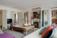 Its charm will please you!   Apartment Gaîté Lyrique - Paris    #rental #apartment #paris #holiday