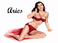 Image Soap Aries Zodiac PinUp Girl  Choose Your Scent by RackFocus, $10.00