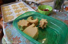 Noor Janan Homeschool: A Tribute to the Prophet ♥ Ramadan Cookies
