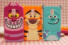 Cute Disney Cartoon Sulley Soft Silicone Case cover for Samsung Galaxy S5 V 9600