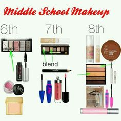 Makeup for Junior High School