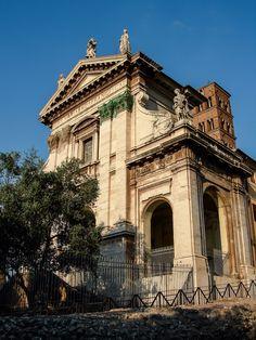 Basilica de Santa Francesca Romana (Roma - Italy)