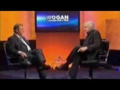 David Icke On Wogan in 1991 and 2006. How things change !!!