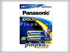 Pin tiểu AA Panasonic Evolta LR6EG/2B 1.5V - Hotline: 0903976887 (Ms.Lan Anh) - Email: phongkimanh8@gmail.com - Yahoo: pinpka