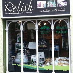 Hawkshead Relish. Remember it well #tabtour    (Photo: Instagram by richardvahrman)