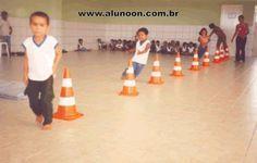 40 atividades de Psicomotricidade para educação infantil - Educação Infantil - Aluno On Motor Skills, Basketball Court, Education, Games, Sports, Esl, Baby, Special Education, Sport