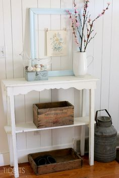 Entry Way Table, by