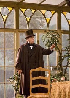 Thomas Hampson as Germont in Act II, scene 1 of Verdi's La Traviata