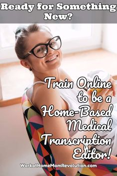 Medical transcriptionists have now become medical transcription editors - editing the drafts of medical notes created using speech recognition software. Stay At Home Mom, Work From Home Moms, Earn Money From Home, Way To Make Money, Revolution, Medical Transcriptionist, Speech Recognition, Home Based Business, Business Ideas