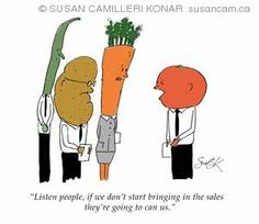 Food cartoon, food safety, preservation lesson