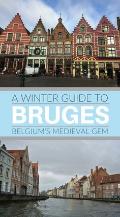 Itinerary for a winter weekend in Bruges, Belgium; Christmas Markets, Horse Drawn Carriage Rides, and More!