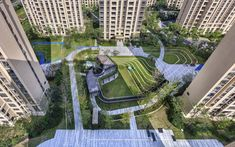 Landscape Ideas For Backyard Concept Architecture, Landscape Architecture, Architecture Design, Landscape Design Plans, Urban Landscape, Modern Landscaping, Backyard Landscaping, Landscape Plaza, Plaza Design