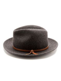 Definitely going to have to pick up one of these: Yellow 108 Luke Vintage Fedora Grey 40s Fashion, Fashion Moda, Cool Hats, Classic Man, Fedora Hat, Headgear, Hats For Men, Men Dress, Skate