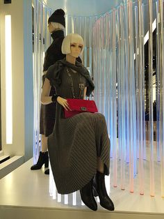 Mizhattan - Sensible living with style: *SUNDAY WINDOW SHOPPING* Chanel SoHo (August '15)