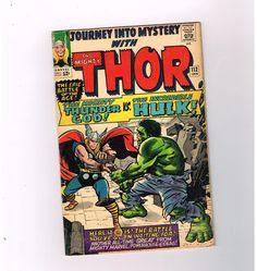 JOURNEY INTO MYSTERY #112 Grade 7.0 Silver Age! Thunder God versus Hulk!  http://www.ebay.com/itm/JOURNEY-INTO-MYSTERY-112-Grade-7-0-Silver-Age-Thunder-God-versus-Hulk-/301509202716?roken=cUgayN&soutkn=RDSNh6