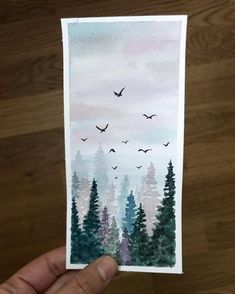 Best Ideas For Tree Drawing Watercolor Watercolour Photography Sketchbook, Art Sketchbook, Art Photography, Landscape Photography, Digital Photography, Photography Degree, Photography Tricks, Photography Classes, Creative Photography