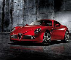 Alfa Romeo 8C Competizione | Auto Clasico | Flickr