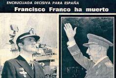 Búscame en el ciclo de la vida: 791. Testamento politico de Franco