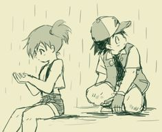 Beautiful <3 Pokeshipping ^.^ <3 in http://66.media.tumblr.com/515c8f4725fd063d019d76281cf36c44/tumblr_ob68s9YyoM1qf9lmeo3_500.jpg from pokeshipping.tumblr.com
