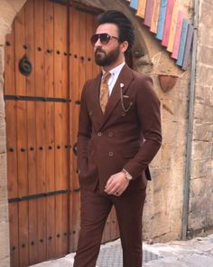 Gentleman Style 598908450429380174 - Source by blondelketa Mens Tailored Suits, Mens Casual Suits, Classy Suits, Stylish Mens Outfits, Mens Attire, Mens Fashion Suits, Indian Men Fashion, Fashion Fashion, Blazer Outfits Men