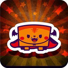 Pumpkin castella tiger! パンプキンかすとら! #pumpkin #カステラ #ハロウィン #halloween #仮装 #お化け #trickortreat #trickortreating #illustration #絵 #イラスト