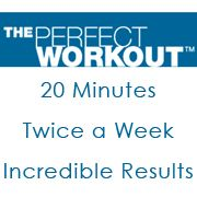20 Minutes. Twice a Week. Guaranteed Results