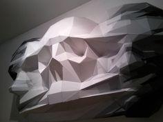 FOLDS – Sculpture designed by David Mesguich