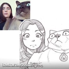 Pencil Portrait Mastery - Illustrator Turns People And Their Pets Into Cartoon Characters - Discover The Secrets Of Drawing Realistic Pencil Portraits