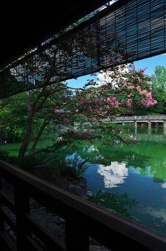 Kyoto-gosho, Japan: photo by kwc_photo