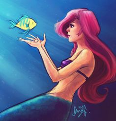 Rule ariel disney flounder tagme the little mermaid