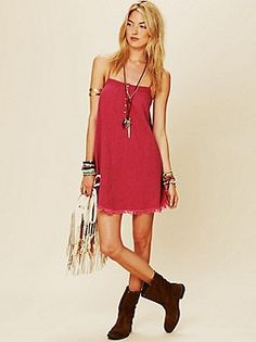 Free People Clothing Boutique > South Beach Swing Dress