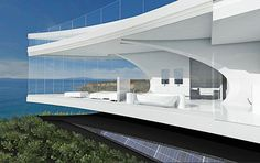 Luxury Villa Mahina – New Zealand - #architecture - ☮k☮ - #modern