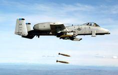A-10 Warthog Live Fire Training Video: Drops Bombs, Fires Massive Gatling Gun & Rockets http://dlvr.it/NmfxBF