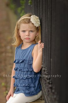 Sometimes she'll be cranky... it's a fact of life.