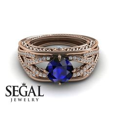 Yellow Gold Engagement Ring by Segal Jewelry Lotus Engagement Ring, Vintage Gold Engagement Rings, Engagement Ring Buying Guide, Elegant Engagement Rings, Wedding Rings Rose Gold, Princess Cut Engagement Rings, Designer Engagement Rings, Gold Wedding, Dream Wedding