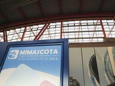2ª Salón del Animal de Compañía #MiMascota | Celebrado en @Fycma del 18 al 20 de Octubre de 2013