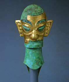 Bowers Museum - China's Lost Civilization: The Mystery Of Sanxingdui  (Dating from 1300 BC)