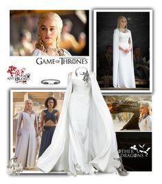"""Daenerys Targaryen"" by greerflower ❤ liked on Polyvore featuring Bling Jewelry and Baldinini"