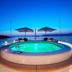 Benetti Mediterranean Luxury Motor Yacht    #boat #yacht