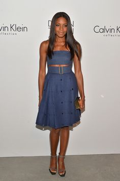 MBFW: Calvin Klein Collection Post Show Event - Pictures - Zimbio