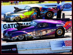 A Day at the Drag Races