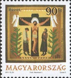 #4185 Hungary - 2011 Easter (MNH)