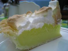 Vintage Very Good Lemon Meringue Pie