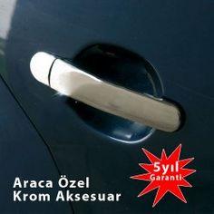 Otomobillerin prestijini koruyan en önemli aksesuarlardan birisi de araç krom kaplama modelleridir. Bu nedenle aracınızın markasına ve modeline uygun bir araç krom kaplama seçin, Arabamaraba.com farkını yaşayın. http://www.arabamaraba.com/oto-krom-aksesuarlari