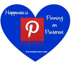 Pinning:) makes me happy.