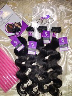 Vigo Luxury hair - www.vigohairextension.com